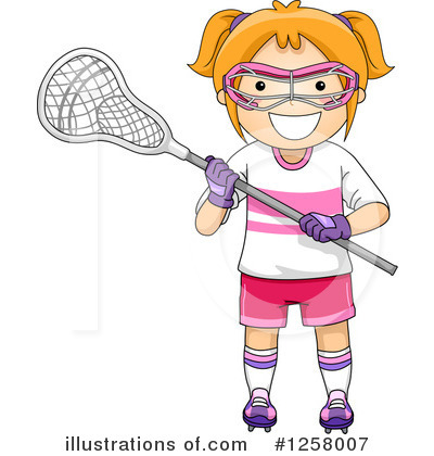 Lacrosse Clipart #1258007 by BNP Design Studio