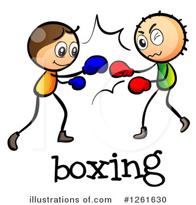 Boxing Clipart #1261630 by Graphics RF