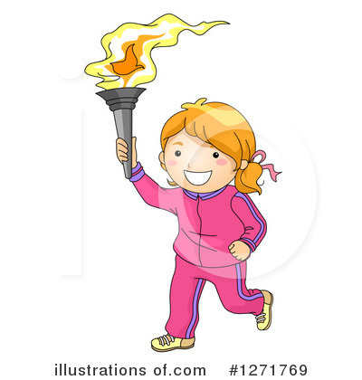 Torch Clipart #1271769 by BNP Design Studio