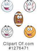 Sports Clipart #1276471 by Hit Toon
