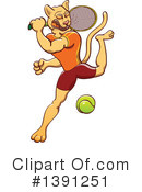Sports Clipart #1391251 by Zooco
