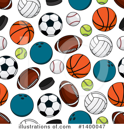 Volleyball Clipart #1400047 by Vector Tradition SM