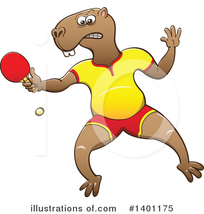 Sports Clipart #1401175 by Zooco