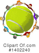 Sports Clipart #1402240 by djart