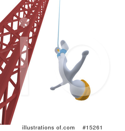 Bungee Clipart #15261 by 3poD