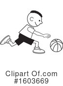 Sports Clipart #1603669 by Johnny Sajem