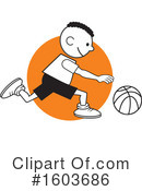 Sports Clipart #1603686 by Johnny Sajem