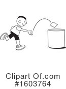 Sports Clipart #1603764 by Johnny Sajem