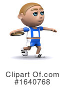 Sports Clipart #1640768 by Steve Young