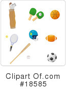 Sports Clipart #18585