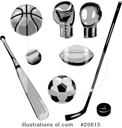 Basketball Clipart #20615 by Tonis Pan
