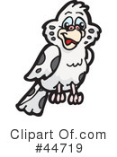 Royalty-Free (RF) Spotted Animal Clipart Illustration #44719