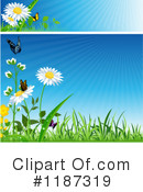 Royalty-Free (RF) Spring Clipart Illustration #1187319