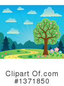 Spring Clipart #1371850 by visekart