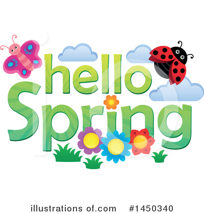 Spring Time Clipart #1450340 by visekart