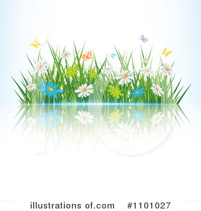 Flowers Clipart #1101027 by MilsiArt