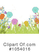 Royalty-Free (RF) Spring Time Clipart Illustration #1054016
