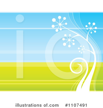 Royalty-Free (RF) Spring Time Clipart Illustration by Amanda Kate - Stock Sample #1107491