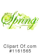 Royalty-Free (RF) Spring Time Clipart Illustration #1161565