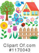 Royalty-Free (RF) Spring Time Clipart Illustration #1170043
