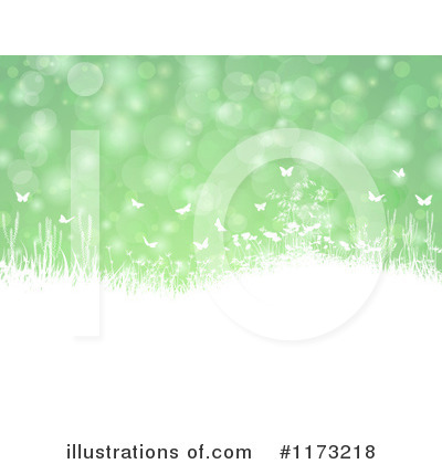 Spring Time Clipart #1173218 by KJ Pargeter