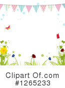 Royalty-Free (RF) Spring Time Clipart Illustration #1265233