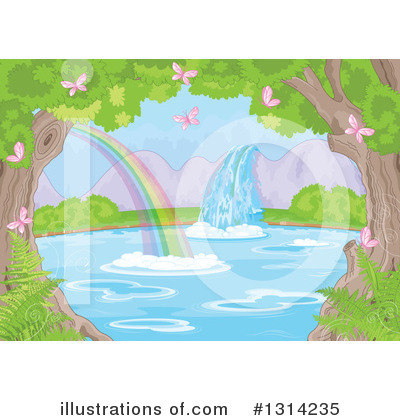 Rainbow Clipart #1314235 by Pushkin