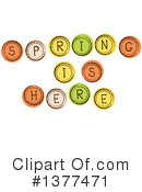 Spring Time Clipart #1377471 by Cherie Reve