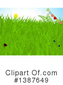 Spring Time Clipart #1387649 by elaineitalia