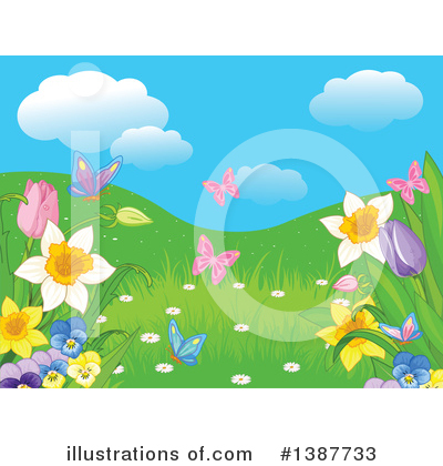 Spring Time Clipart #1387733 by Pushkin