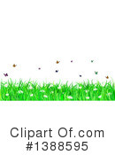 Royalty-Free (RF) Spring Time Clipart Illustration #1388595