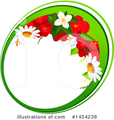 Daisy Clipart #1454238 by Vector Tradition SM