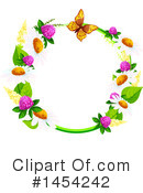 Royalty-Free (RF) Spring Time Clipart Illustration #1454242