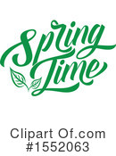 Spring Time Clipart #1552063 by Vector Tradition SM