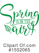 Spring Time Clipart #1552065 by Vector Tradition SM
