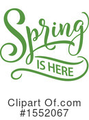 Spring Time Clipart #1552067 by Vector Tradition SM