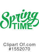 Spring Time Clipart #1552070 by Vector Tradition SM