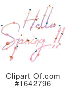 Spring Time Clipart #1642796 by Graphics RF