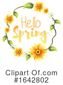 Spring Time Clipart #1642802 by Graphics RF