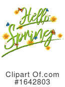 Spring Time Clipart #1642803 by Graphics RF