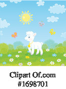 Spring Time Clipart #1698701 by Alex Bannykh