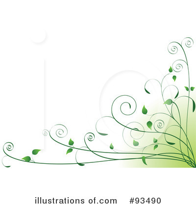 Royalty-Free (RF) Spring Time Clipart Illustration by Pushkin - Stock Sample #93490