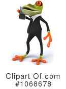Springer Frog Clipart #1068678 by Julos