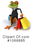 Springer Frog Clipart #1068885 by Julos