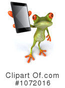 Springer Frog Clipart #1072016 by Julos