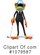 Springer Frog Clipart #1079587 by Julos