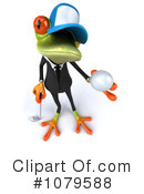 Springer Frog Clipart #1079588 by Julos