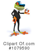 Springer Frog Clipart #1079590 by Julos