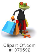 Springer Frog Clipart #1079592 by Julos