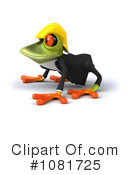 Springer Frog Clipart #1081725 by Julos